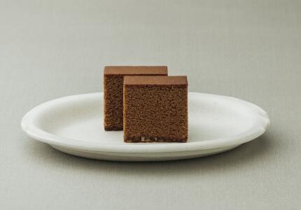 長崎 松翁軒 チョコラーテ