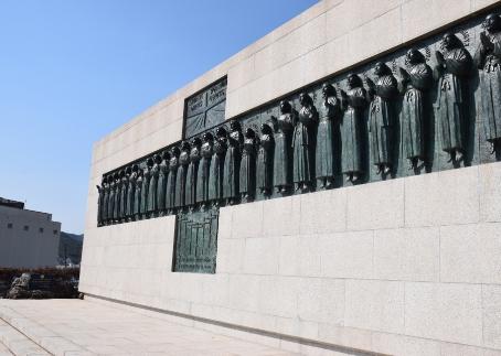 長崎 松翁軒 日本二十六聖人殉教地