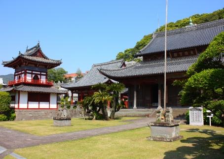 長崎 松翁軒 興福寺