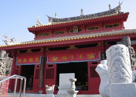 長崎 松翁軒 孔子廟・中国歴代博物館